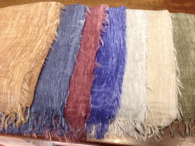 a basso prezzo 91f76 3f7a8 FOULARD BAMBOO meravigliose sciarpe in tessuto di bambù